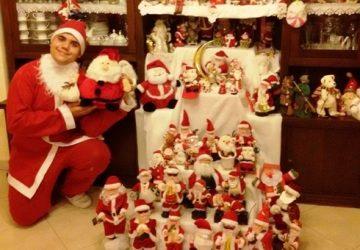 """Giarre, cento """"Babbi Natale"""" per una passione!"""