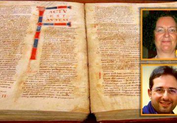 Randazzo e la sua Bibbia Atlantica agli onori di una pubblicazione scientifica internazionale