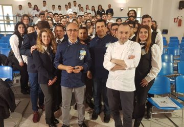 """Alma Cooking Quiz"" all'Ipsseoa di Giarre"