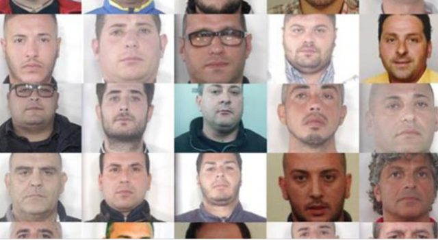 """Mafia, operazione """"Adranos"""": decapitato il clan Santangelo: 33 arresti NOMI FOTO VIDEO"""
