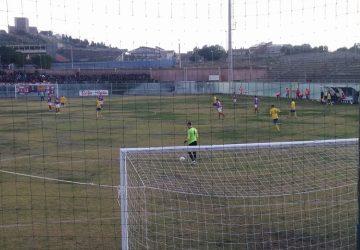 Paternò 0-1 Giarre. Settima vittoria di fila per i gialloblù di Mascara