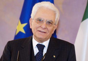 Oggi il presidente della Repubblica Mattarella in visita a Catania