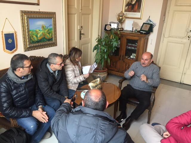 Vertenza Conforama, sindaco Caragliano incontra i sindacati