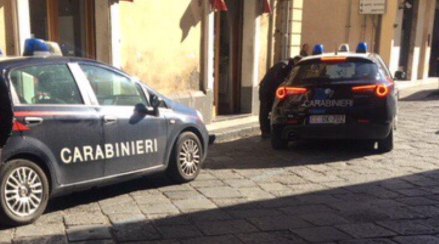 Controlli a tappeto dei carabinieri nel comprensorio giarrese: 4 denunciati