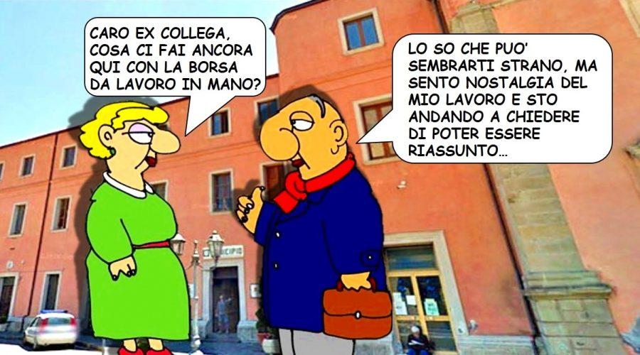 """Francavilla di Sicilia: impiegati comunali pensionati sospesi nel """"limbo"""" della burocrazia"""