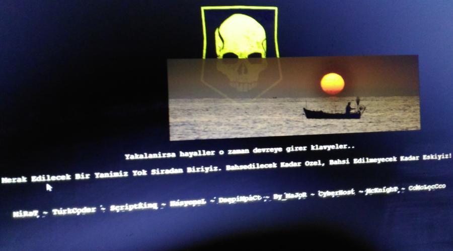Sito istituzionale Comune Riposto attaccato da un hacker turco. Eliminata l'intrusione telematica