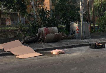 """Emergenza eternit a Catania: """"le telecamere da sole non bastano"""""""