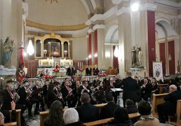 Una delegazione maltese in visita a Mascali: uniti dalla fede e dalla musica