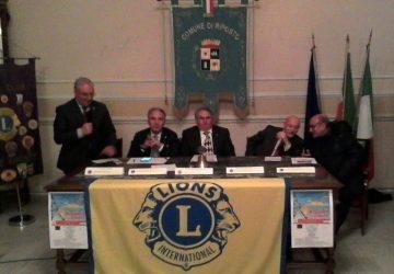 """""""M'illumino di meno"""": il Lions Giarre-Riposto ha aderito all'iniziativa di """"Caterpillar"""""""