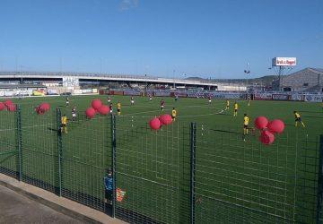 Città di Rosolini 2-1 Giarre. Seconda sconfitta di fila per i gialloblù