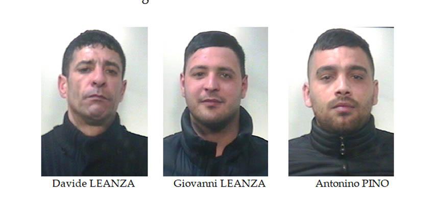 Sgominata banda di catanesi specializzata nei furti in villa da Zafferana a Nicolosi: tre gli arrestati