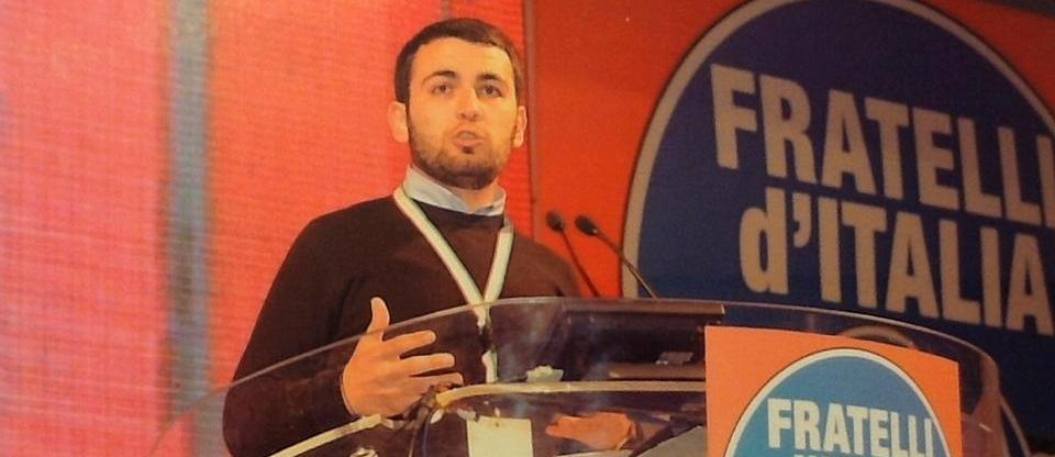 Alberto Cardillo nominato coordinatore provinciale di Fratelli d'Italia