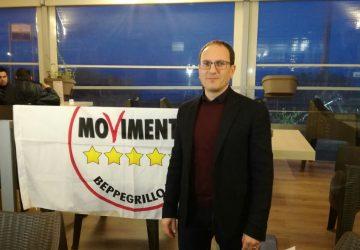 Il giarrese Cristiano Anastasi eletto al Senato con il M5S