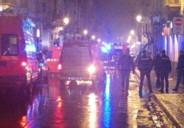 Tragedia a Catania, esplosione in un edificio in via Garibaldi. Tre le vittime FOTO