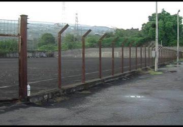 Giarre, campo sportivo di San Giovanni: adeguato impianto illuminazione