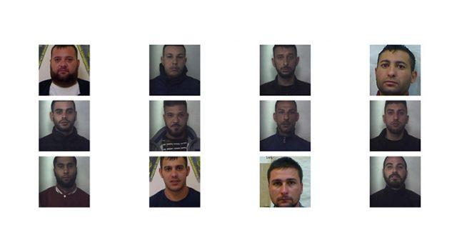 Sgominata gang di catanesi e rumeni specializzata in furti con spaccata I NOMI FOTO VIDEO