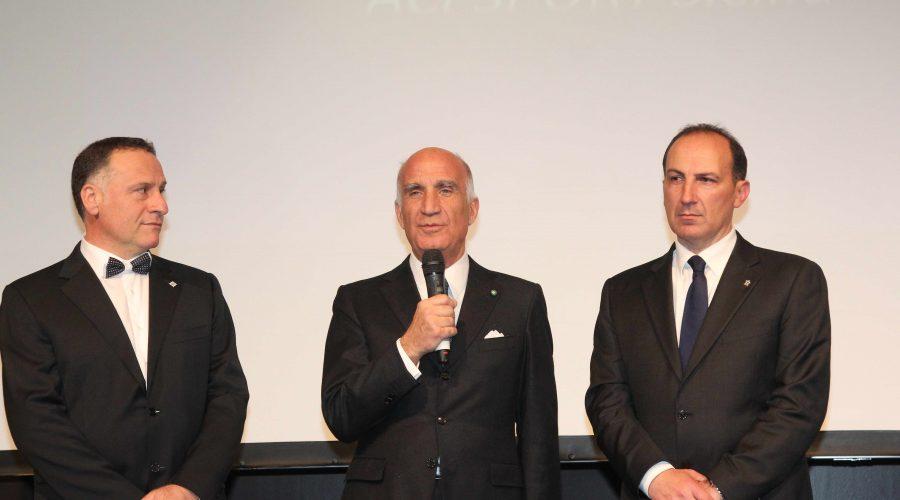 Notte di sport con la premiazione Campioni Siciliani ACI Sport