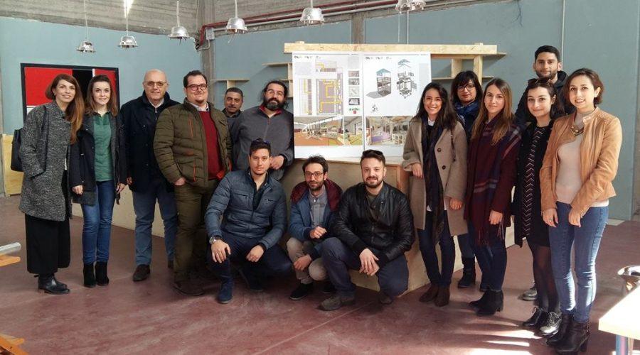Catania, Briganti Librino: l'architettura si fa gioco per i bambini del quartiere