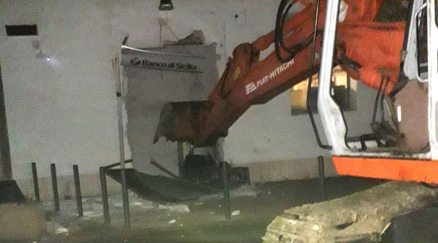 """Tentano """"spaccata"""" in banca nella zona industriale di Catania. Arrestati in otto"""