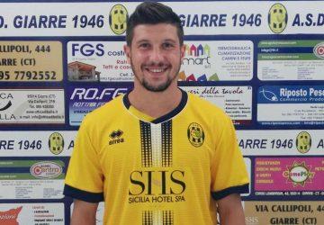 Giarre calcio: anche Giovanni Caputa lascia i gialloblù
