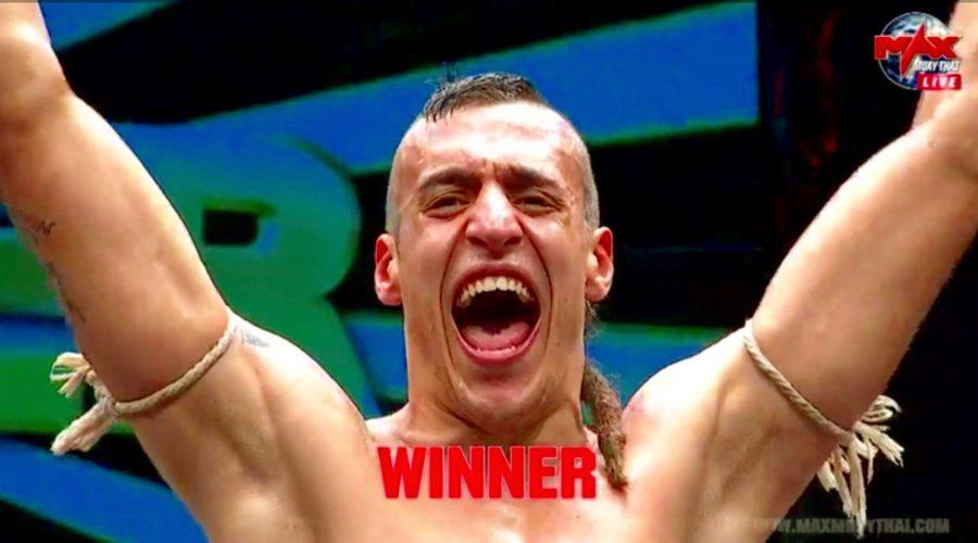 Da Francavilla di Sicilia un campione del mondo di Muay-Thai: Luca Lombardo