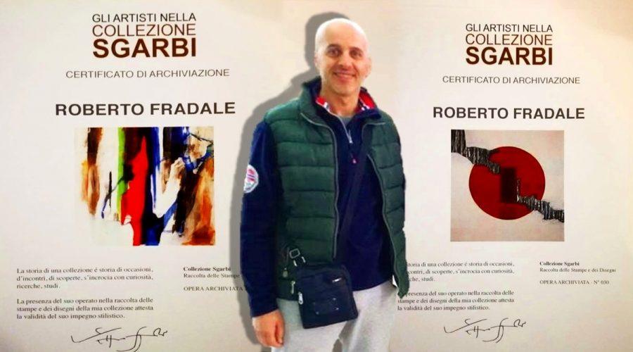 Francavilla di Sicilia: i pennelli internazionali del pittore Roberto Fradale