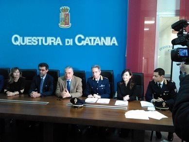 Catania, Cybercrime siglato protocollo tra Polizia, Sac aeroporto, Asec e Sidra