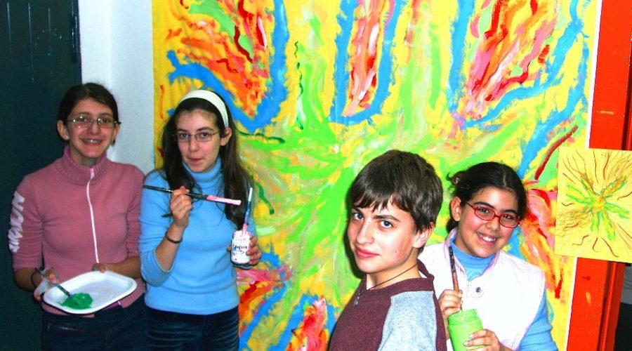 Fondazione Fiumara d'Arte e Ospedale di Taormina: progetto artistico con gli studenti. Coinvolte 150 scuole