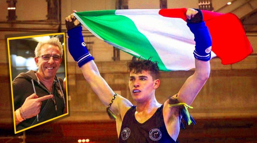 """Da Taormina un campione mondiale di """"Muay Thai Boran"""": Michael Samperi"""