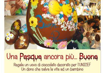 """Uova di Pasqua finanziano una raccolta fondi per i """"Bambini in pericolo"""""""