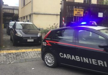 Catania, maltrattamenti in famiglia: 43enne catanese arrestato dai Cc di Calatabiano