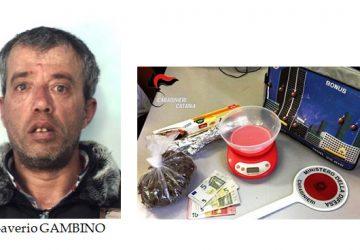 Catania, centro scommesse utilizzato quale base di spaccio. Pusher arrestato, titolari denunciati