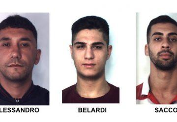 Catania, tre arresti per spaccio di marijuana a Picanello
