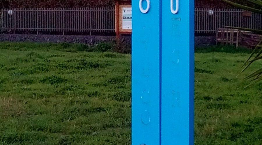 Mascali, atti di vandalismo al Bio parco Blue Garden