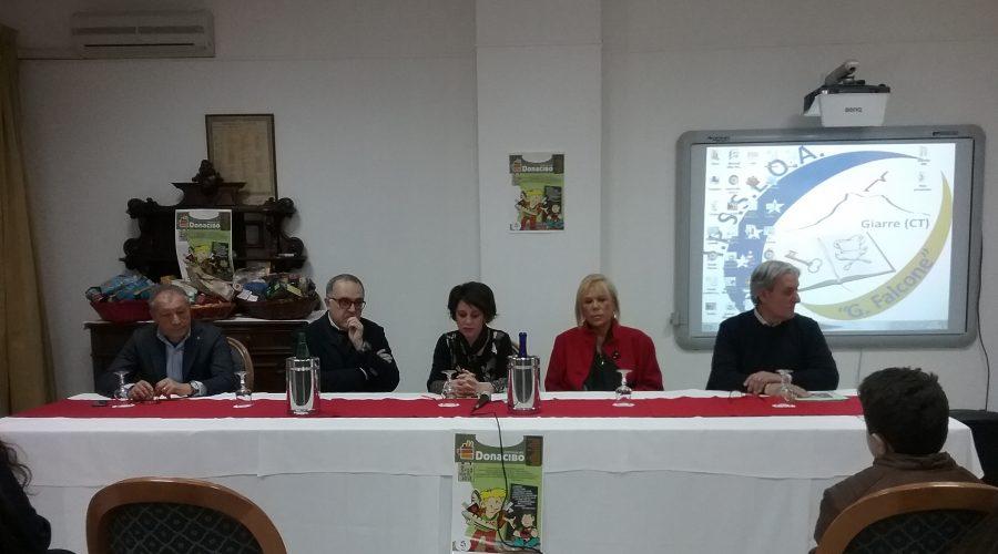 """""""Donacibo"""": la settimana della solidarietà all'Ipsseoa di Giarre"""