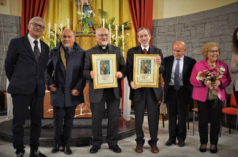 Fiumefreddo, successo per la conferenza sulla Via Crucis realizzata dal Maestro Incorpora