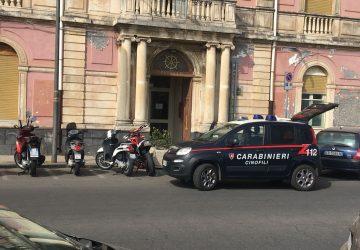Riposto, in corso attività di controllo dei Carabinieri