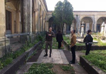 Cimitero Giarre, gravi criticità organizzative. Sopralluogo della V Commissione