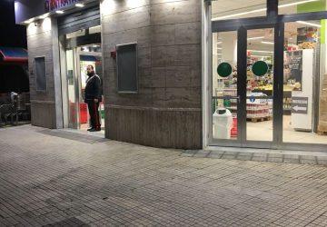 Giarre, nuova rapina al supermercato A&O. Bottino: 500 euro