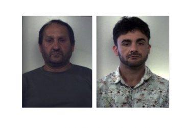 Rapine nel comprensorio jonico: arrestati due rapinatori di Riposto e Giarre LE FOTO