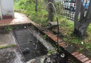 Giarre, parchi comunali anno zero tra vandalismo sfrenato e wc inagibili