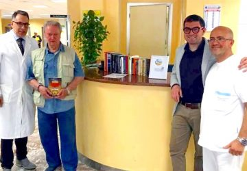 """Taormina: Giornata Mondiale del Libro con """"Naxos In Movimento"""""""