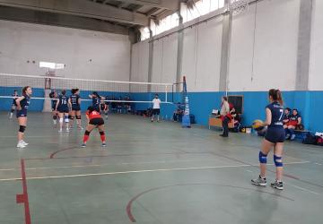 Volley: la Nuova Linea Mascali continua la sua corsa per la promozione