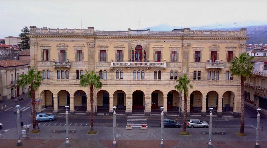 Riposto, finanziato progetto per il miglioramento sismico del palazzo comunale