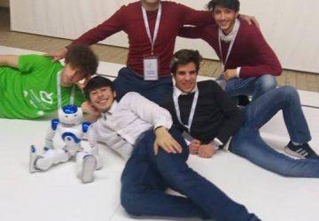 """Gli studenti del """"Fermi Guttuso"""" di Giarre voleranno in Canada alla """"RoboCupJr 2018"""""""