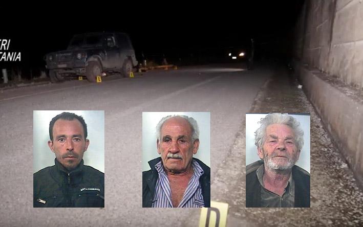 Omicidio di Giuseppe Destro: in manette tre pastori pregiudicati VIDEO
