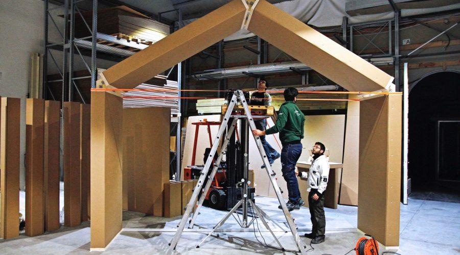 Nella Zona Artigianale di Giarre. Al via la prima startup: la prima casa di cartone ondulato