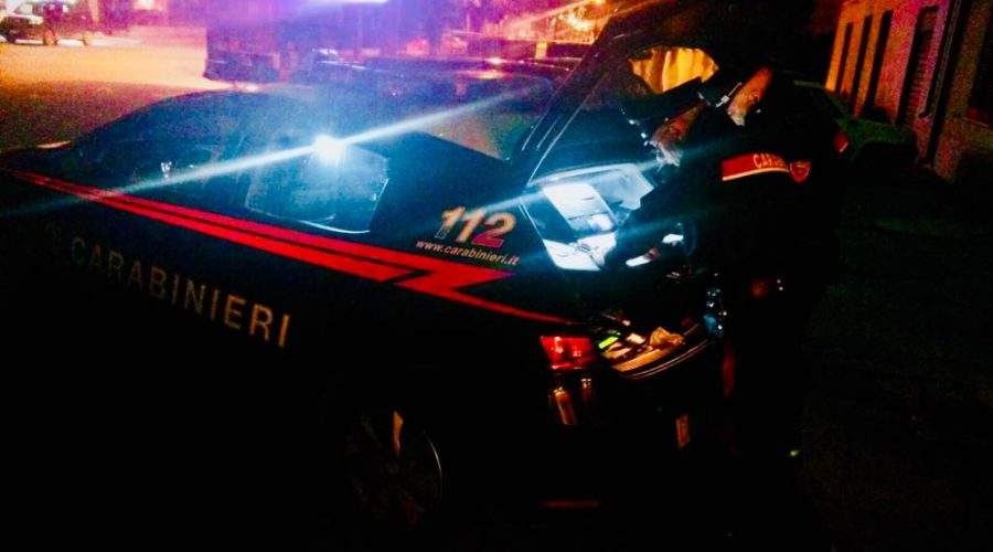 Ucria, arrestati due rapinatori in flagranza: sono un giarrese ed un acese