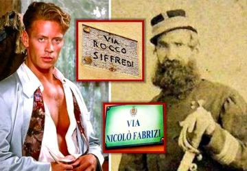 """Francavilla di Sicilia: Rocco Siffredi """"sfrattato"""" da Nicolò Fabrizi"""