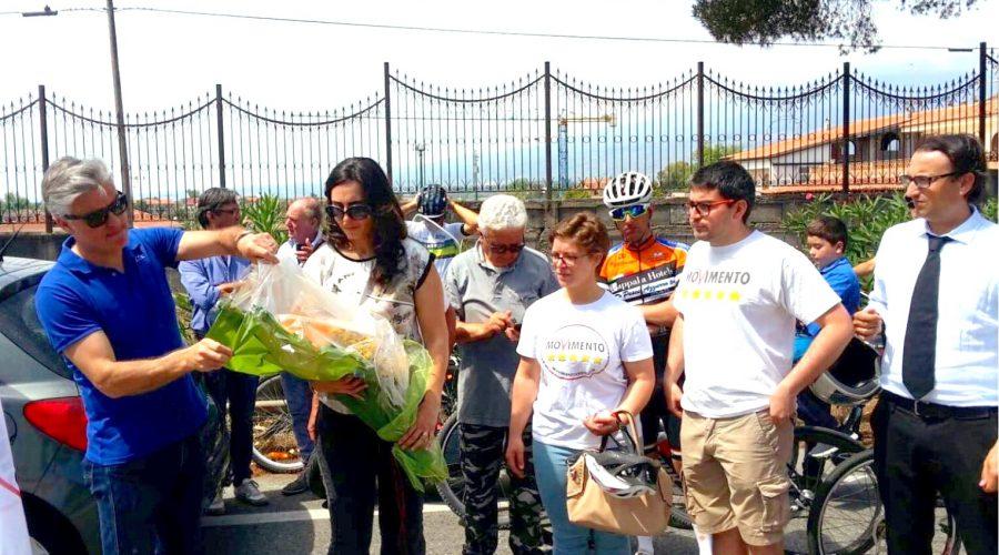 """Giardini Naxos """"in movimento"""" con il nuovo Meetup pentastellato"""